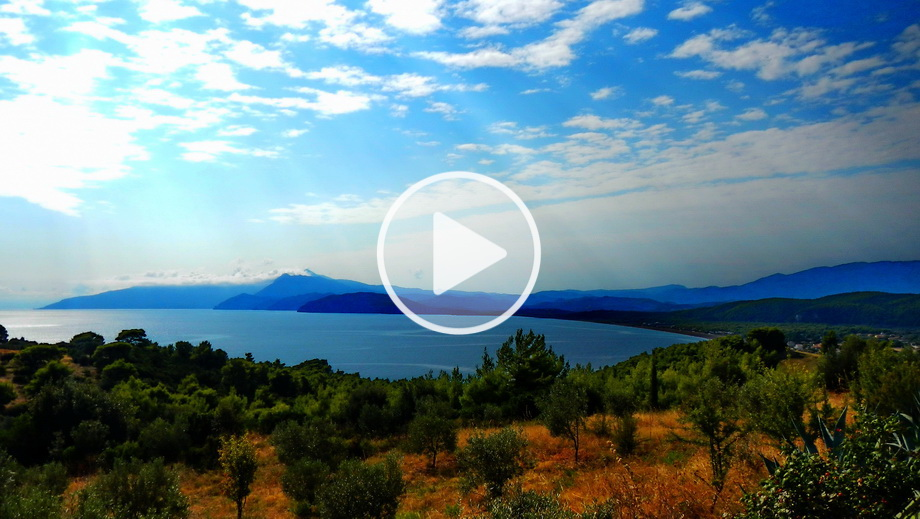 agia anna beach evia agia anna evia greece video