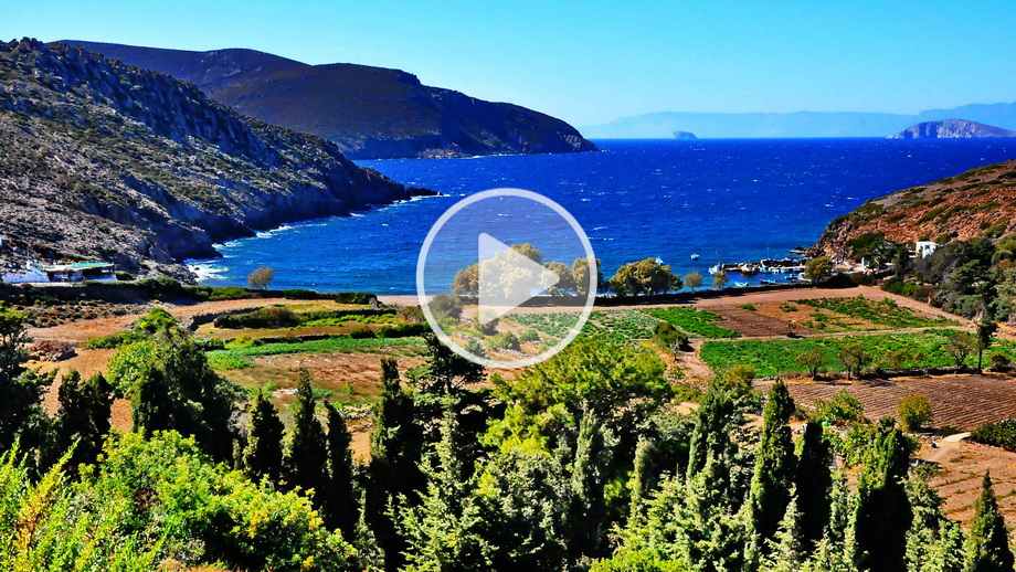Patmos Greece Patmos Island Greece Map Atlasvisual