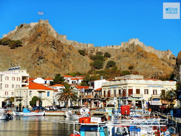 The area (Lemnos) - Aithalia Apartments - Myrina Lemnos Greece ...