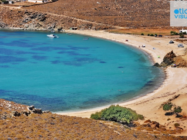 Andros Greece Andros Island Greece Map AtlasVisual