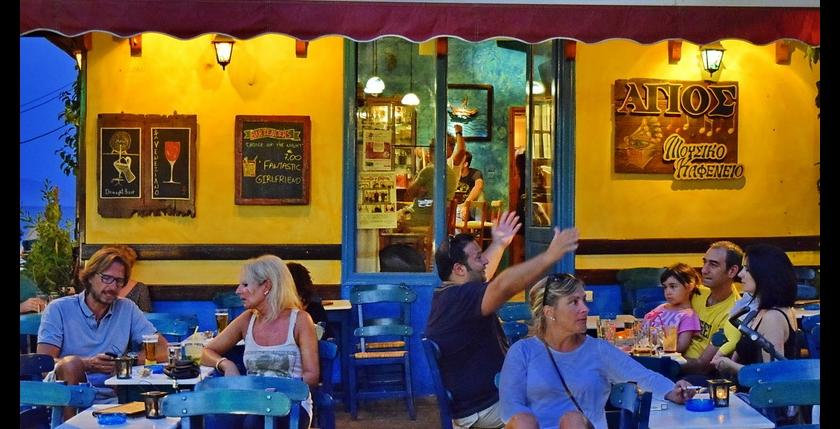 Agios Bar Paleochora Crete 13