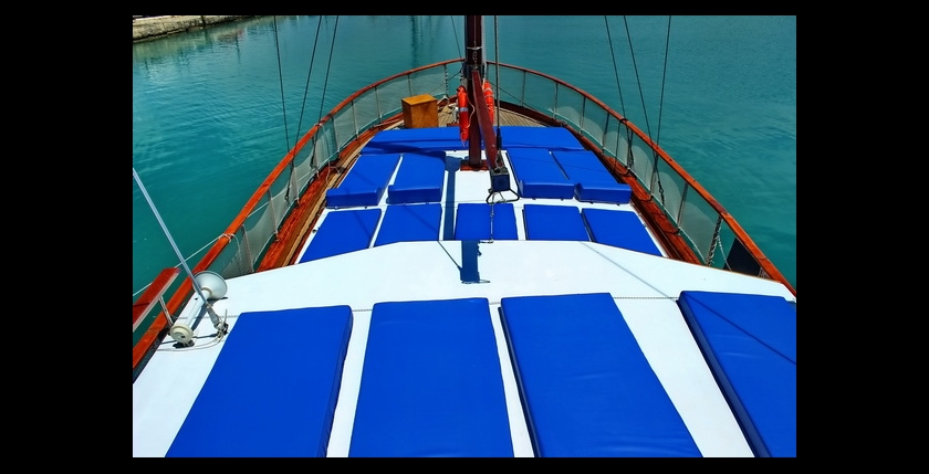 Agios Dimitrios Boat 2