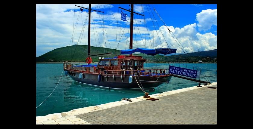 Agios Dimitrios Boat 3
