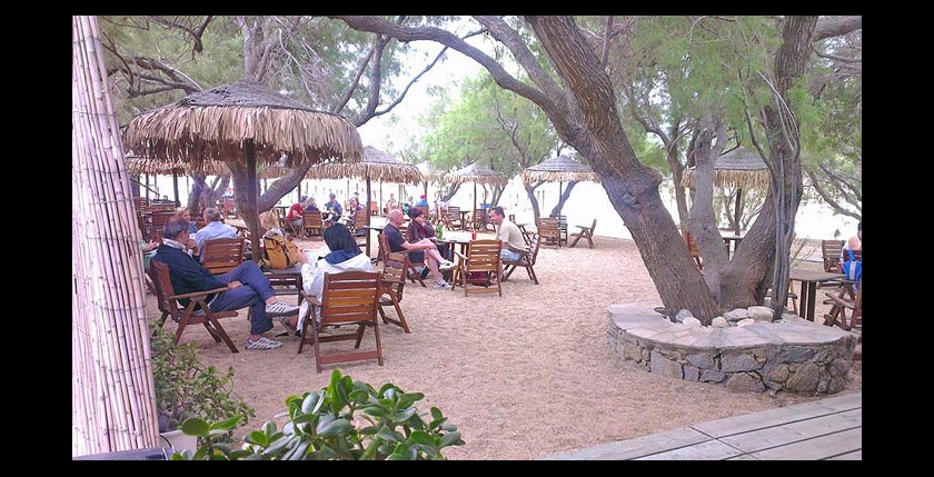 Agrari Beach Hotel 15