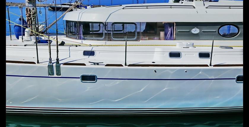 Sailing Experience Akasti 6