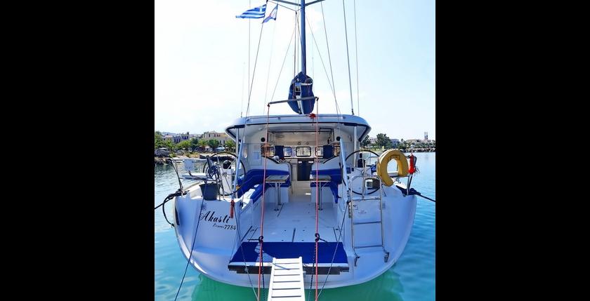 Sailing Experience Akasti 11