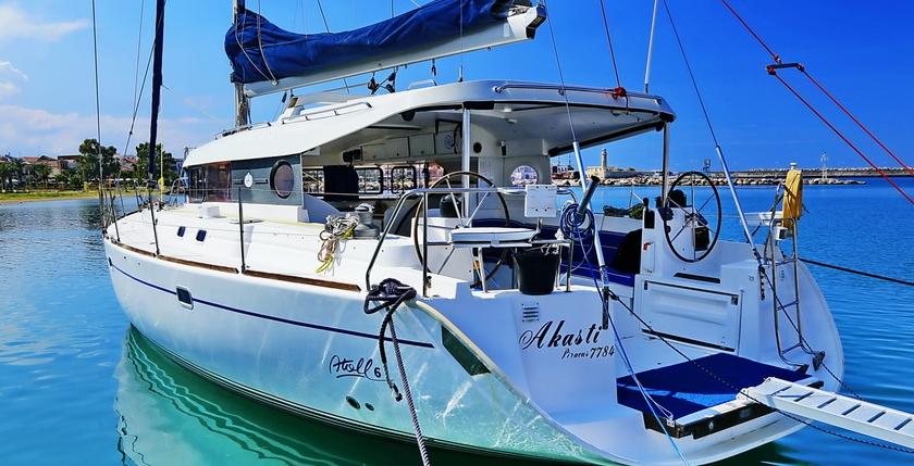 Sailing Experience Akasti 1