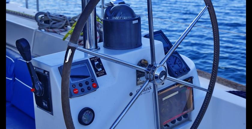 Sailing Experience Akasti 3