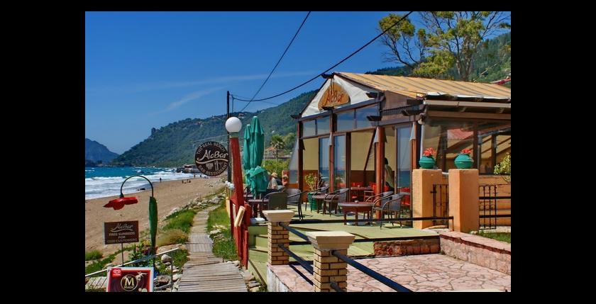 Alobar Beach Restaurant 3