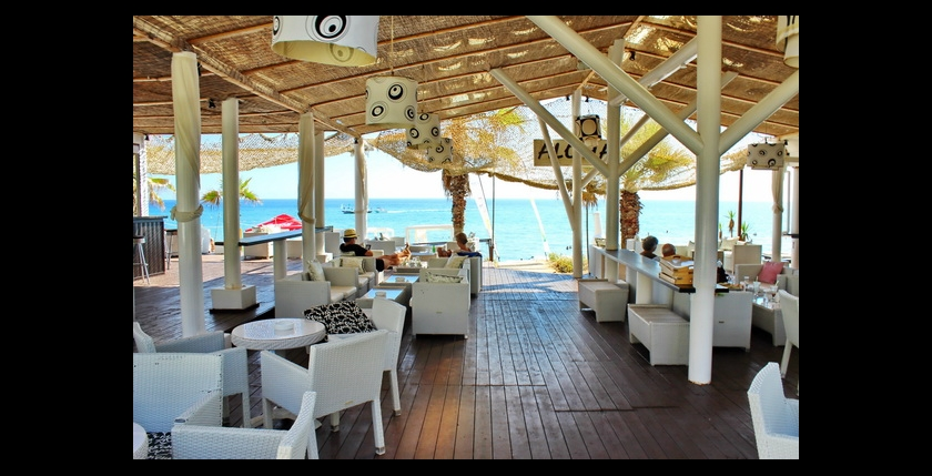 Aloha White Corfu Beach Bar 10