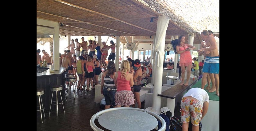 Aloha White Corfu Beach Bar 11