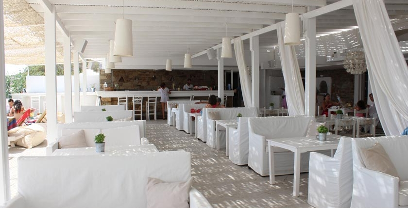 Ammos Beach Bar Restaurant 1