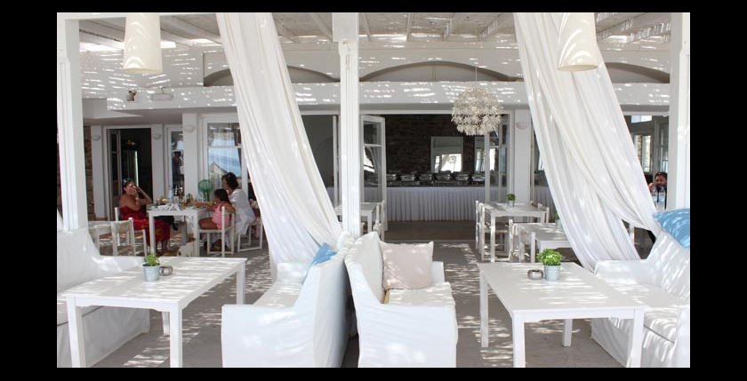 Ammos Beach Bar Restaurant 4