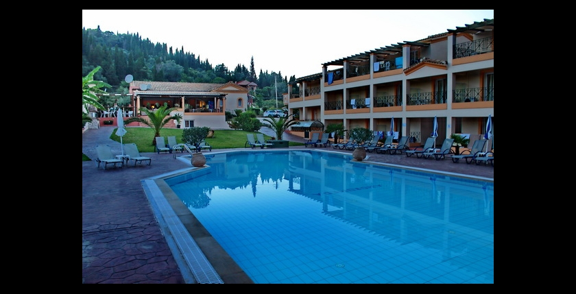 Andromeda Hotel 13