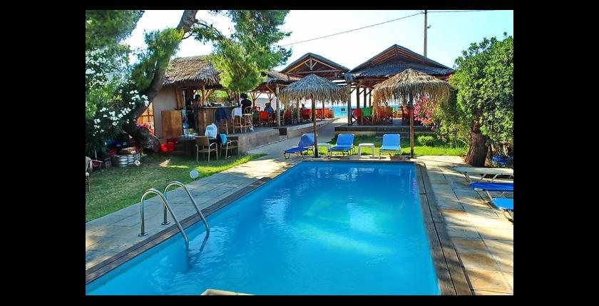 Anemos Beach Bar 7