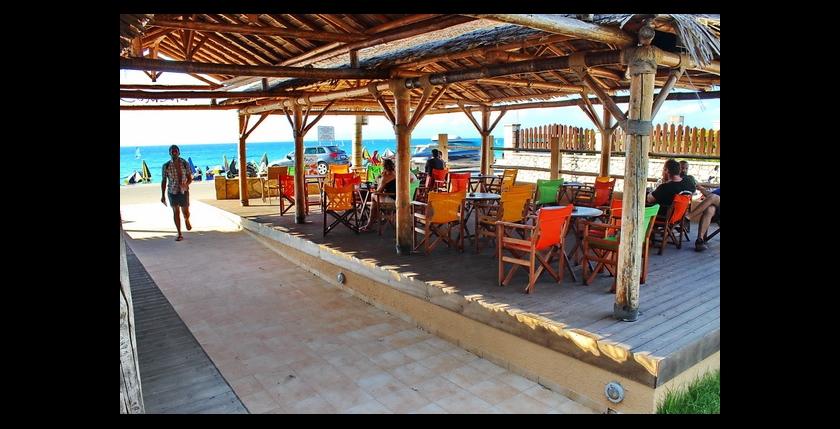 Anemos Beach Bar 9