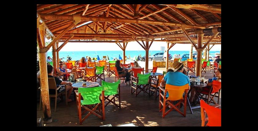 Anemos Beach Bar 8