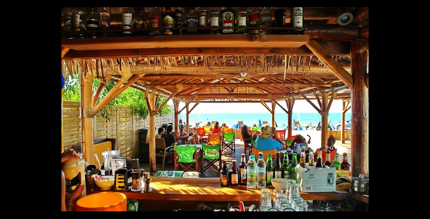 Anemos Beach Bar 10