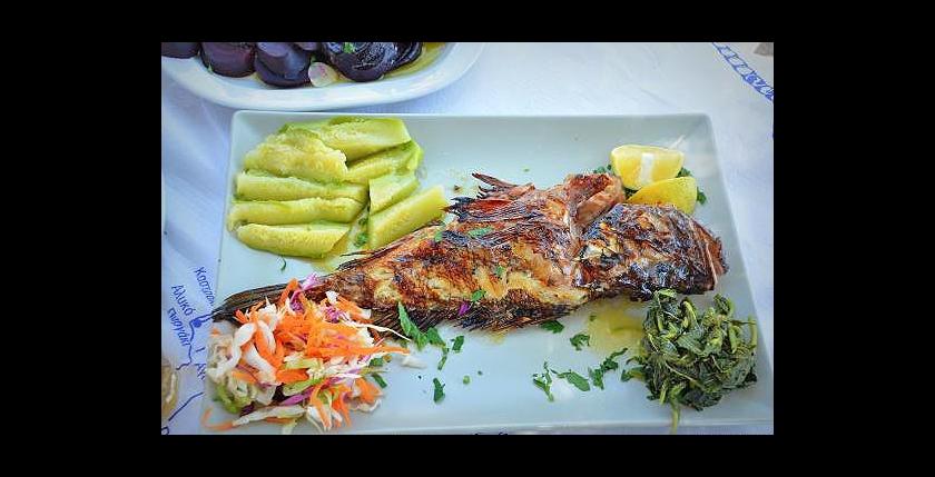 Apanemi Fish Tavern 12