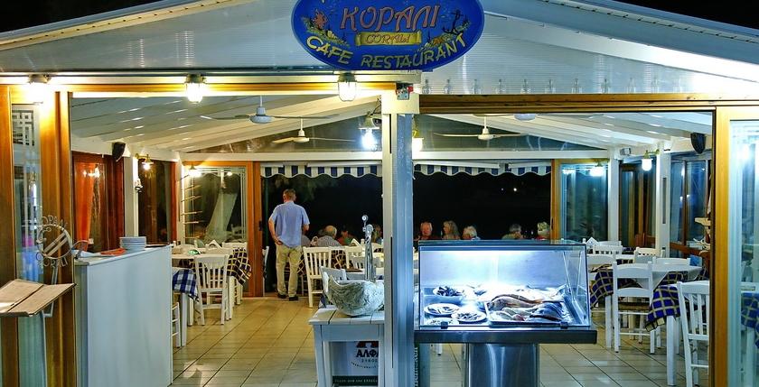 Corali Restaurant 1