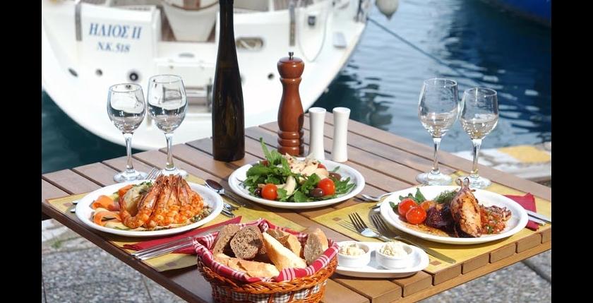 Corfu Sailing Restaurant 2