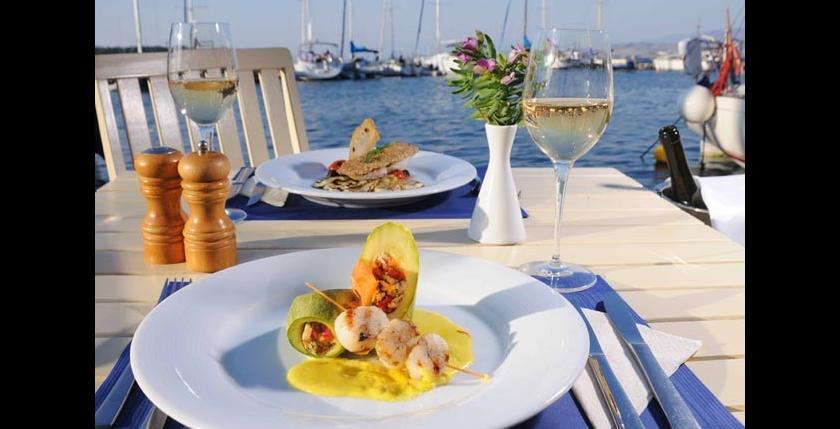 Corfu Sailing Restaurant 3