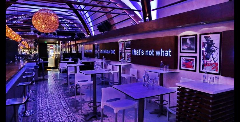 Deck Club Restaurant 11