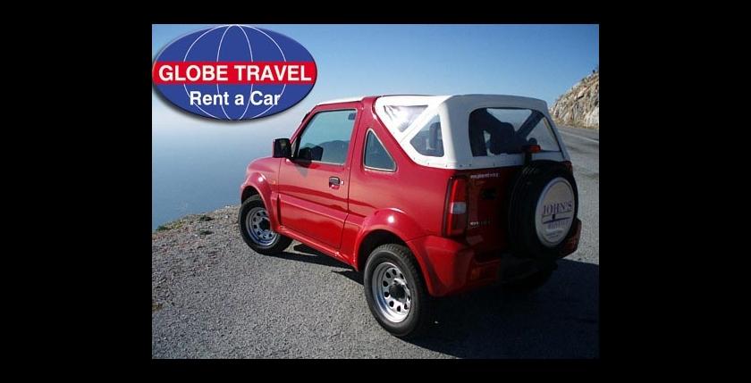 Globe Travel 1