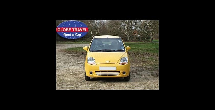 Globe Travel 12