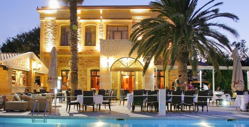 Grecian Castle Hotel 1