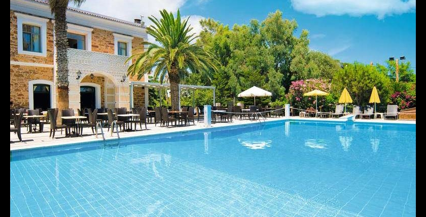 Grecian Castle Hotel 2