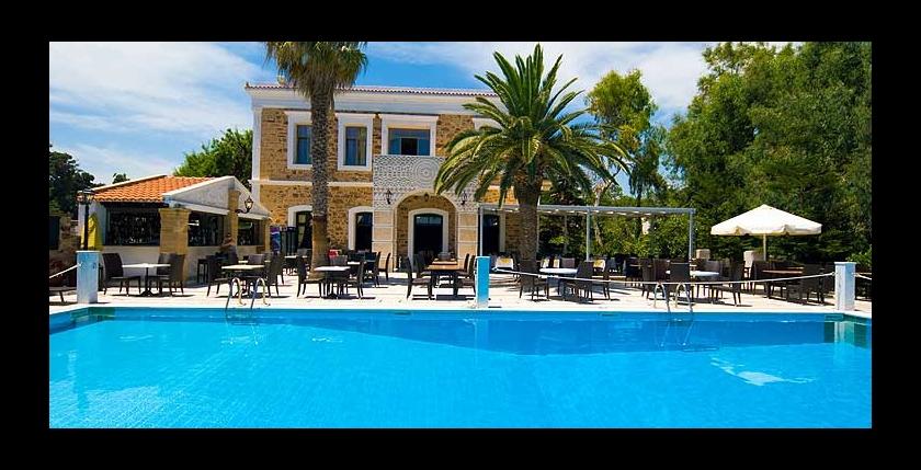 Grecian Castle Hotel 8