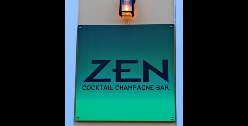Zen Cocktail Bar 3