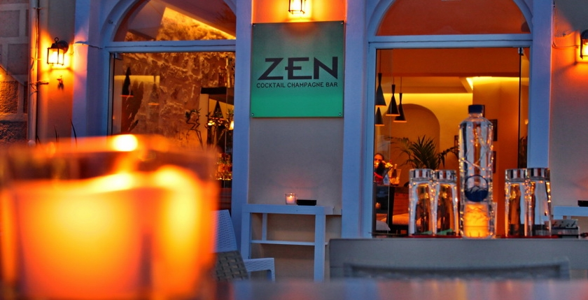 Zen Cocktail Bar 1
