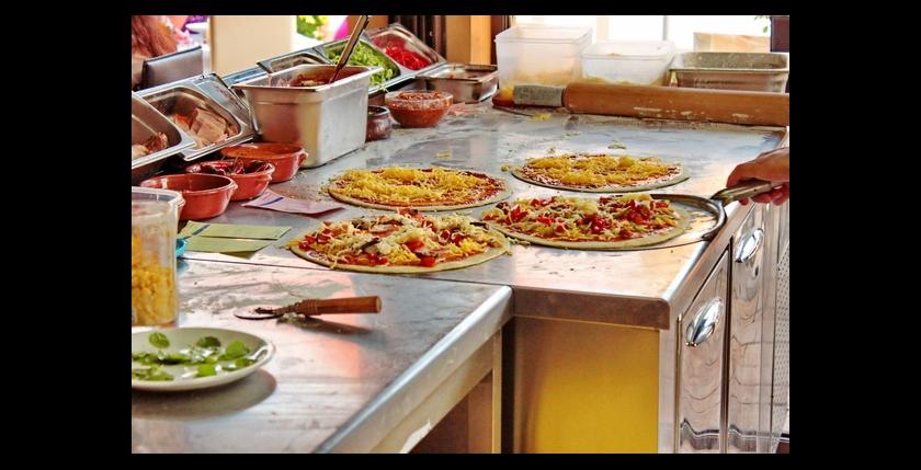 Pizza Napoli 4