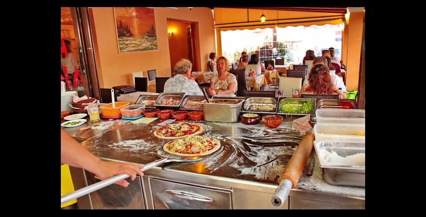 Pizza Napoli 1
