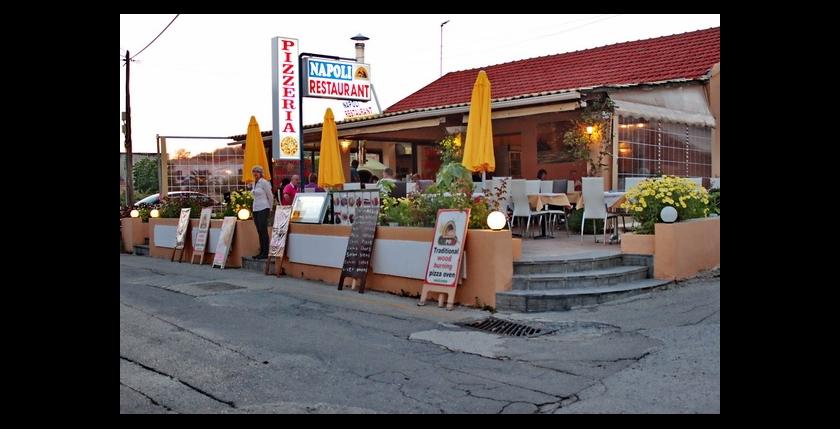 Pizza Napoli 9