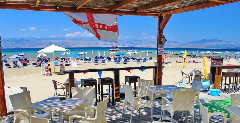 Nikolas Taverna - Beach Bar 1