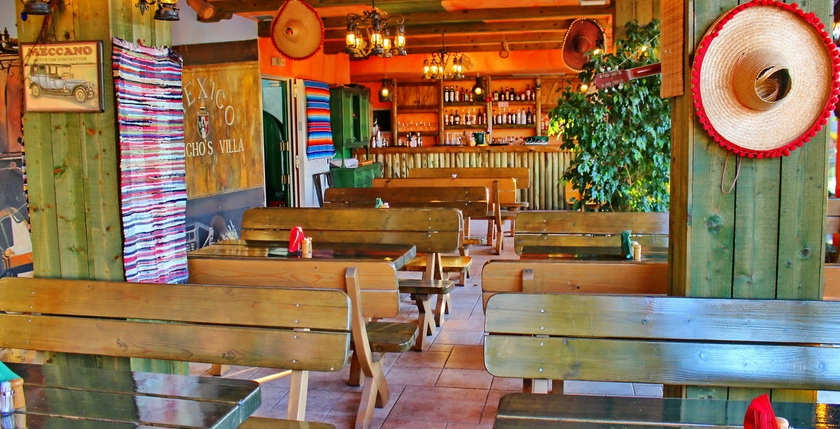 Tex Mex Restaurant 1