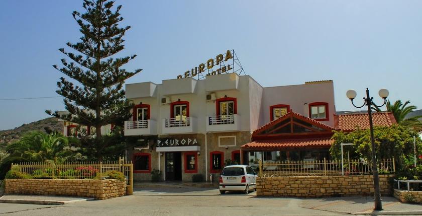 Princess Europa Hotel 1