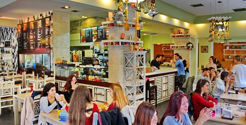 Bahariko Restaurant 18