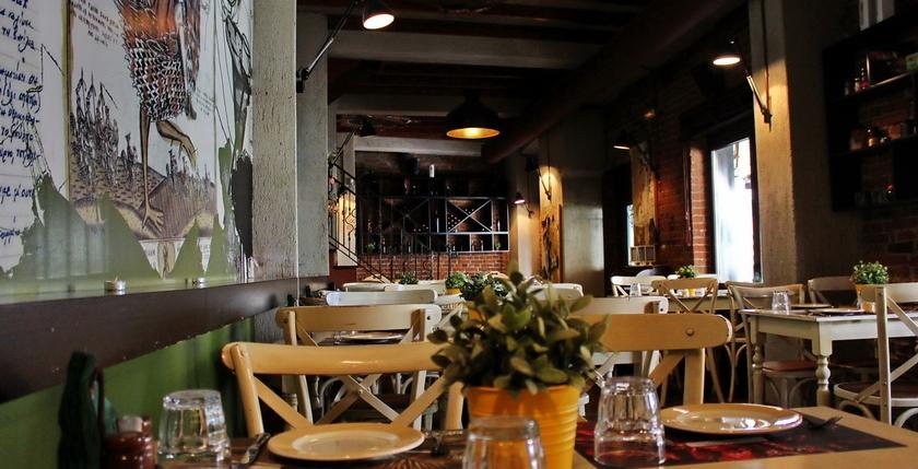 Elia & Kapari Restaurant 5