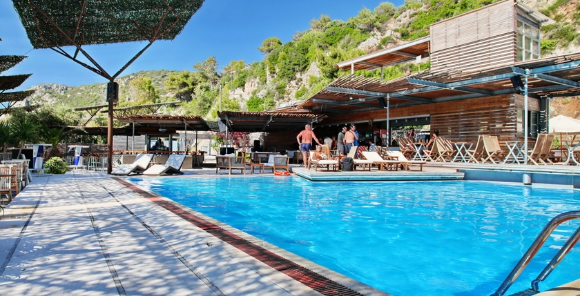 Copla Beach Bar 1