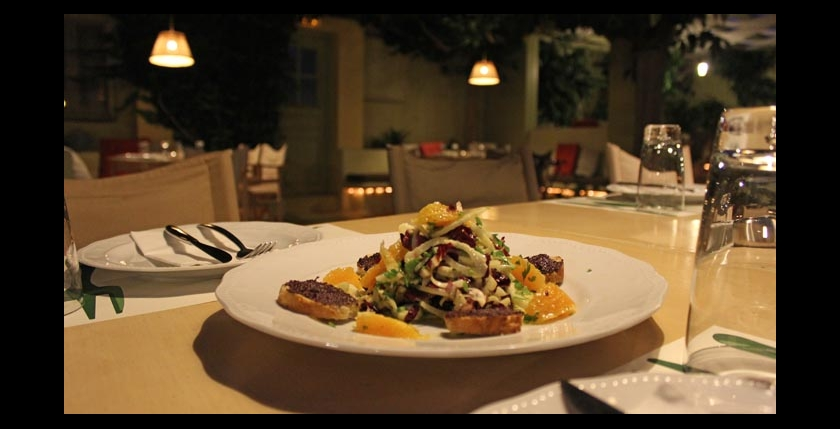 Itan Ena Mikro Karavi Restaurant 6