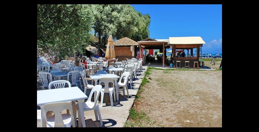 Kalamaki Beach Bar 2