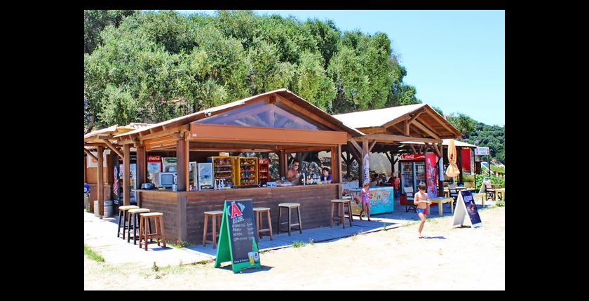 Kalamaki Beach Bar 5