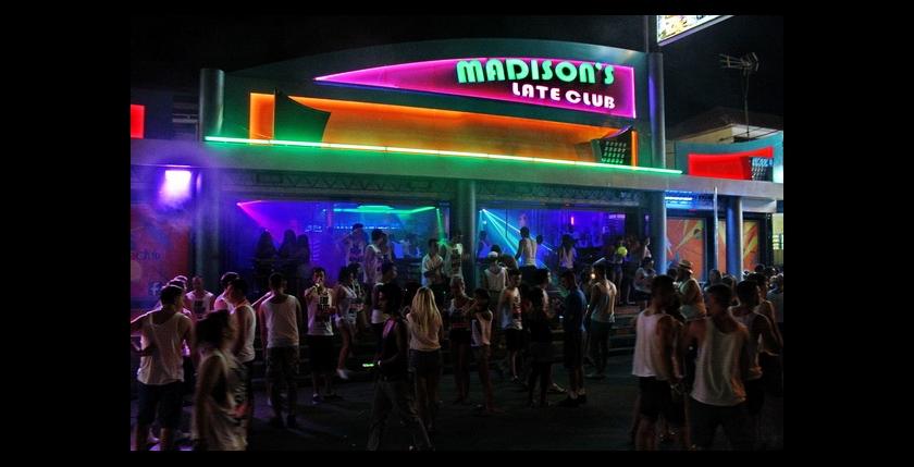 Madison 's Late Bar Club 5