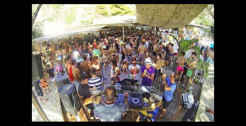 Copla Beach Bar 8