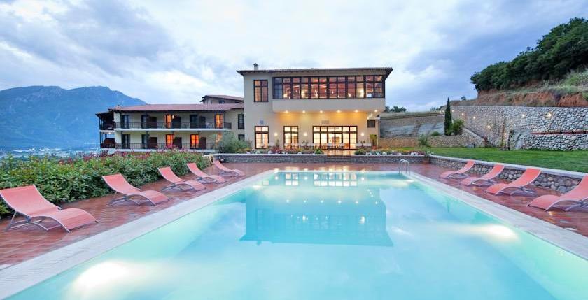Meteora Hotel 1