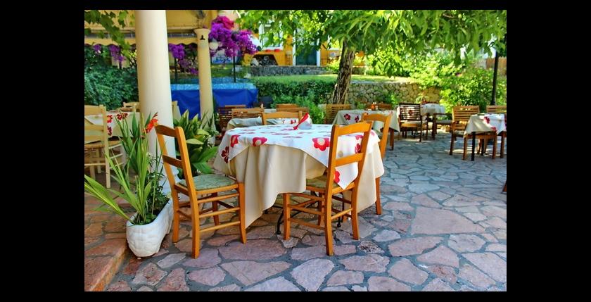 Nereids Restaurant 9